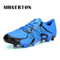 MRGERTON Soccer Football Shoes Cleats Men Outdoor Professional Training MR30106