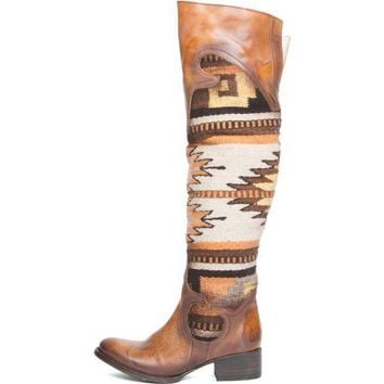 Freebird By Steven For Women: Fb Sun Cognac Boots