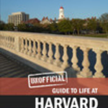 Unofficial Guide to Life at Harvard