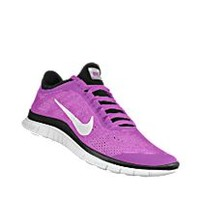 Nike Free 3.0 Shield iD Custom Women's Running Shoes - Green