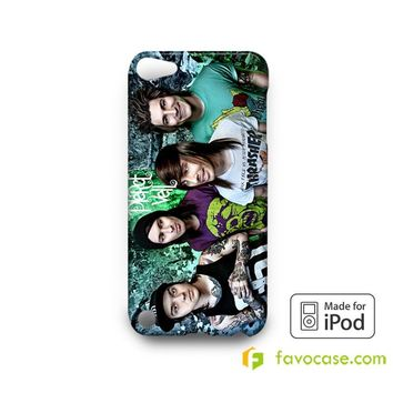 PIERCE THE VEIL Band  iPod Touch 4 5 6 Case