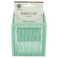 Locker Style™ Mesh Cup, Magnetic - Mint : Target