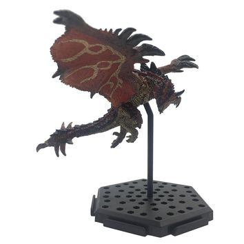 Dark lord Dragon Model For Monster Hunter 4 Games Collectible Japan Anmie Monster Action Figure Toy