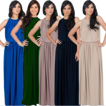 Large size Maxi Evening  dress B0016456