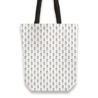 Lotus flowers pattern Totebag by Savousepate from €25.00   miPic