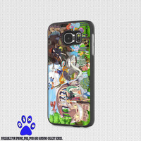 Studio Ghibli Characters for iphone 4/4s/5/5s/5c/6/6+, Samsung S3/S4/S5/S6, iPad 2/3/4/Air/Mini, iPod 4/5, Samsung Note 3/4 Case * NP*