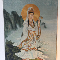 Guanyin Standing by the Water