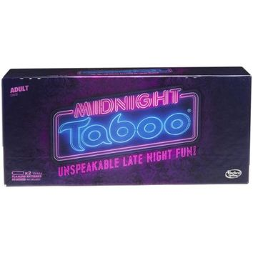 Midnight Taboo Game - Walmart.com