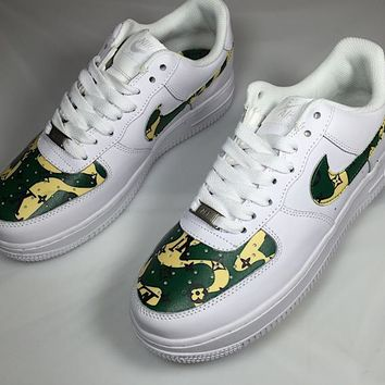 Nike Air Force 1 Low NYC SOHO x Gucci Louis Vuitton Casual Running Sport Shoes Sneakers