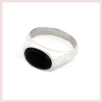 Black Jag Ring