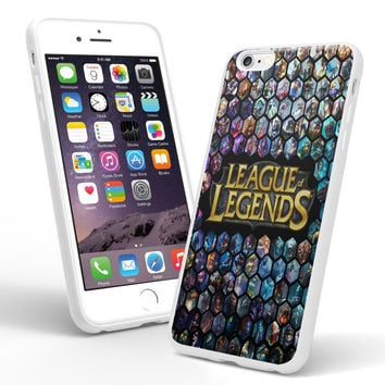 League of Legends Champions for iPhone 5