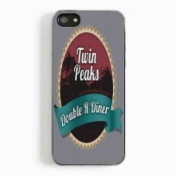 welcome to twin peaks 5 for iphone 5 and 5c case