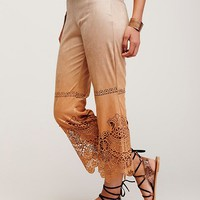 Free People Beyond Love Cutout Pant