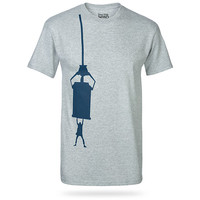TARDIS Hang T-Shirt - Heather,