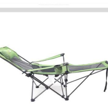 Zero Gravity Folding Beach Chair Lounger with Cup Holders