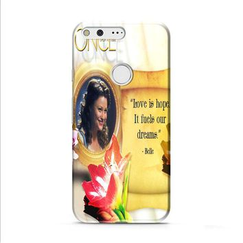 BELLE ONCE UPON A TIME Google Pixel XL 2 case