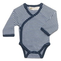 Monica + Andy Lucky Stripe Bodysuit (Baby Boys) | Nordstrom