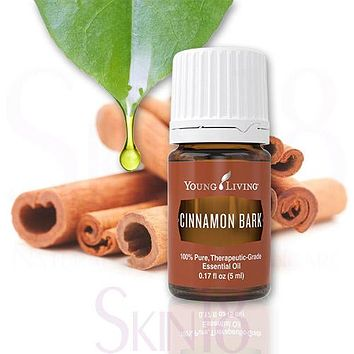 Young Living Cinnamon Bark Essential Oil