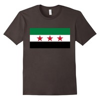 Syria Independence Flag T-Shirt