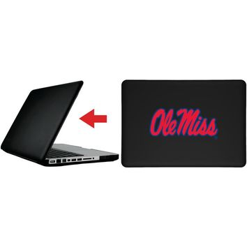"""Mississippi - Ole Miss design on MacBook Pro 13"""" with Retina Display Customizable Personalized Case by iPearl"""