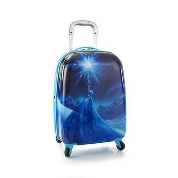 Heys Disney Frozen Spinner Hardshell Luggage [Elsa]