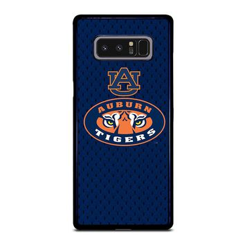 AUBURN TIGERS FOOTBALL Samsung Galaxy Note 8 Case Cover
