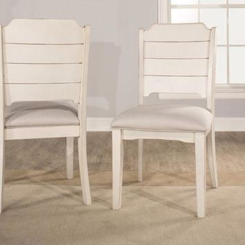 Hillsdale Clarion - Dining Sets - Sea White