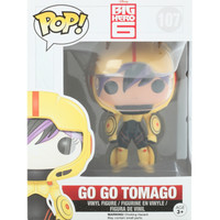 Funko Disney Big Hero 6 Pop! Go Go Tomago Vinyl Figure