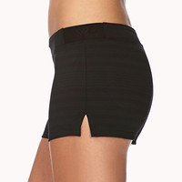 Skinny Workout Shorts