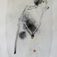 Saatchi Art: Curiosity Drawing by Frederic Belaubre