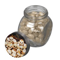 Pile-O-Skulls (aged) Halloween Jelly Belly Candy Jar