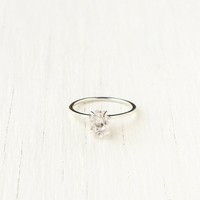 Free People Herkimer Diamond Solitaire