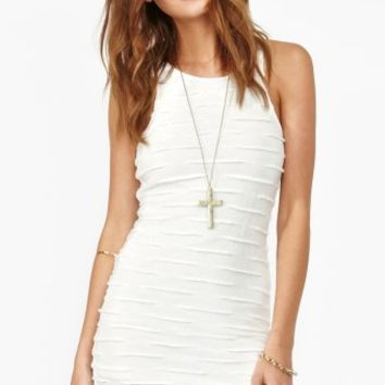 Nasty Gal x MINKPINK Laura Knit Dress