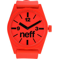 Neff Daily Red Analog Watch  at Zumiez : PDP