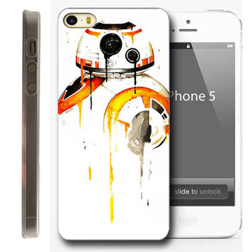 BB-8 Star Wars Phone Case for Iphone 5 5S