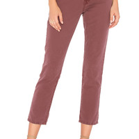 Current/Elliott The Fling Pants in Withered Rose