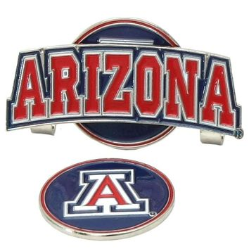 Arizona Wildcats Slider Hat Clip