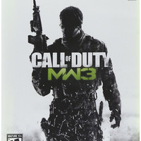 Call of Duty: Modern Warfare 3 - Xbox 360 (Game Only)