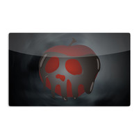 "KESS Original ""One Last Bite"" Poison Apple Aluminum Magnet"