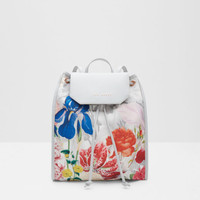 Encyclopaedia foldaway backpack - Ash | Bags | Ted Baker ROW