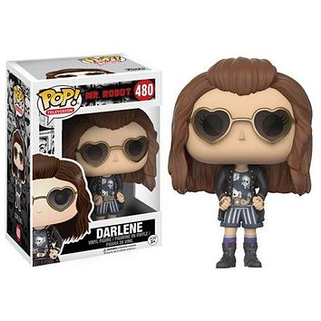 Mr. Robot Darlene Alderson Pop! Vinyl Figure #480