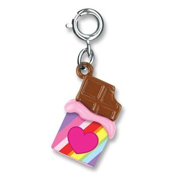 CHARM IT! Rainbow Chocolate Bar Charm