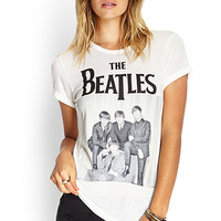 Beatles Band Tee