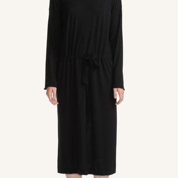MIKI MARIMEKKO DRESS BLACK