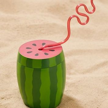Watermelon Sipper Cup - Urban Outfitters
