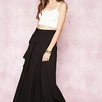 Contemporary Wide-Leg Pants