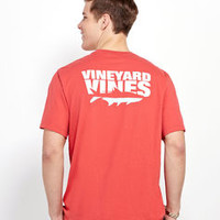 Shop Men's T-Shirts: Tarpon Shadow T-Shirt for Men - Vineyard Vines