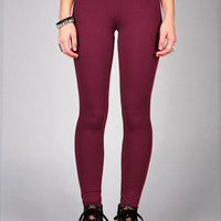 Essence Color Leggings | Cotton Leggings at Pink Ice