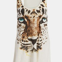 Idlewild 'Jungle Prowl' High/Low Tunic Tank | Nordstrom