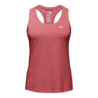 Women's Reaxion Amp Tank in Cayenne Red Heather by The North Face - FINAL SALE
